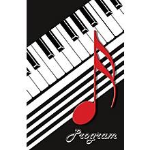 SCHAUM Recital Program #83 - Note & Keyboard Educational Piano Series Softcover