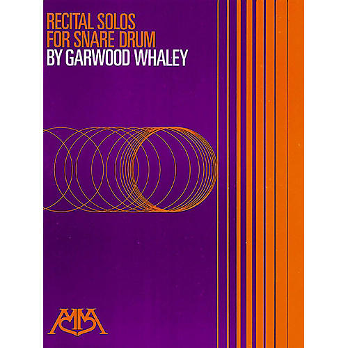 Hal Leonard Recital Solos For Snare Drum thumbnail