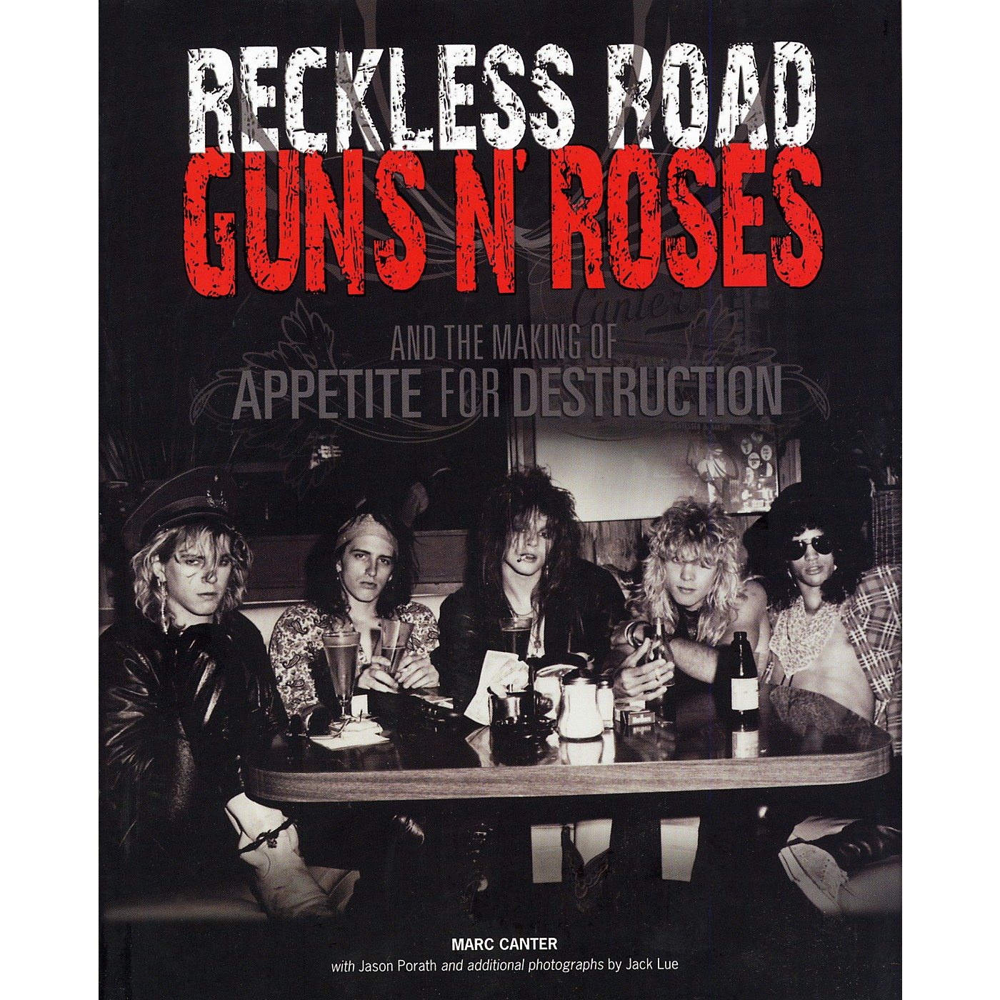 Music Sales Reckless Road - Guns N' Roses and the Making Of Appetite For Destruction (Book) thumbnail
