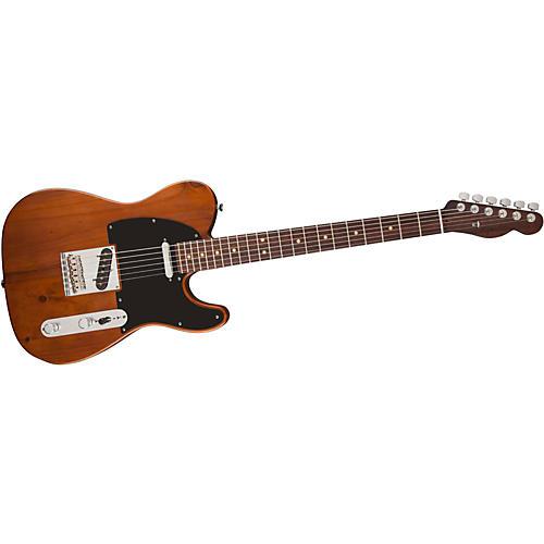 Fender Reclaimed Eastern Pine Telecaster Electric Guitar-thumbnail