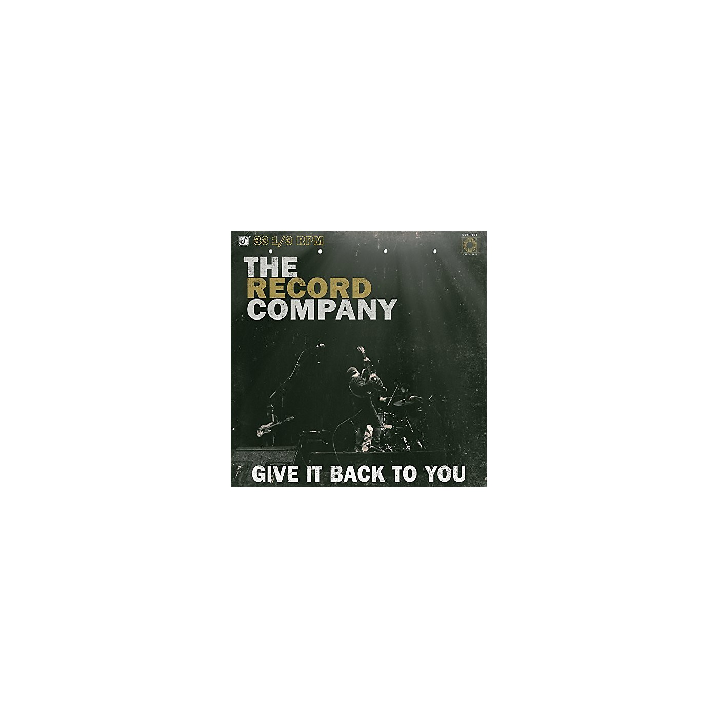 Alliance Record Company - Give It Back to You thumbnail