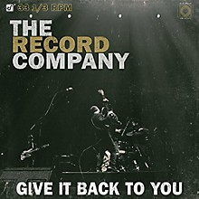 Record Company - Give It Back to You