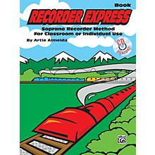 Alfred Recorder Express (Book/CD)
