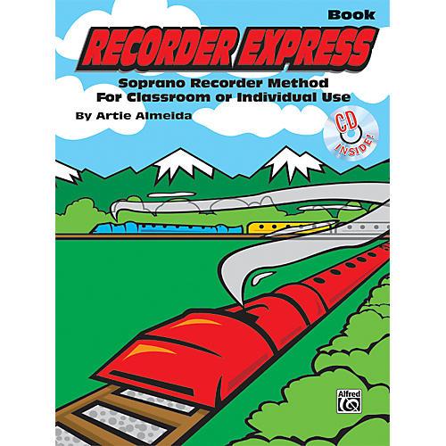 Alfred Recorder Express (Book/CD) thumbnail