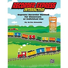 Alfred Recorder Express Interactive Interactive CD for Whiteboard