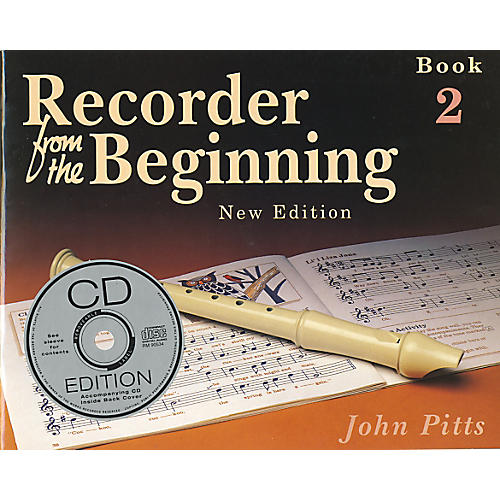 Music Sales Recorder From the Beginning: Book and CD 2 thumbnail