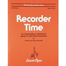 Sweet Pipes Recorder Time Book 2