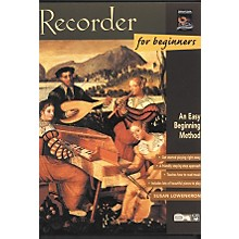 Alfred Recorder for Beginners (Book)