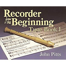 Music Sales Recorder from the Beginning - Book 1 (Tune Book) Music Sales America Series Written by John Pitts