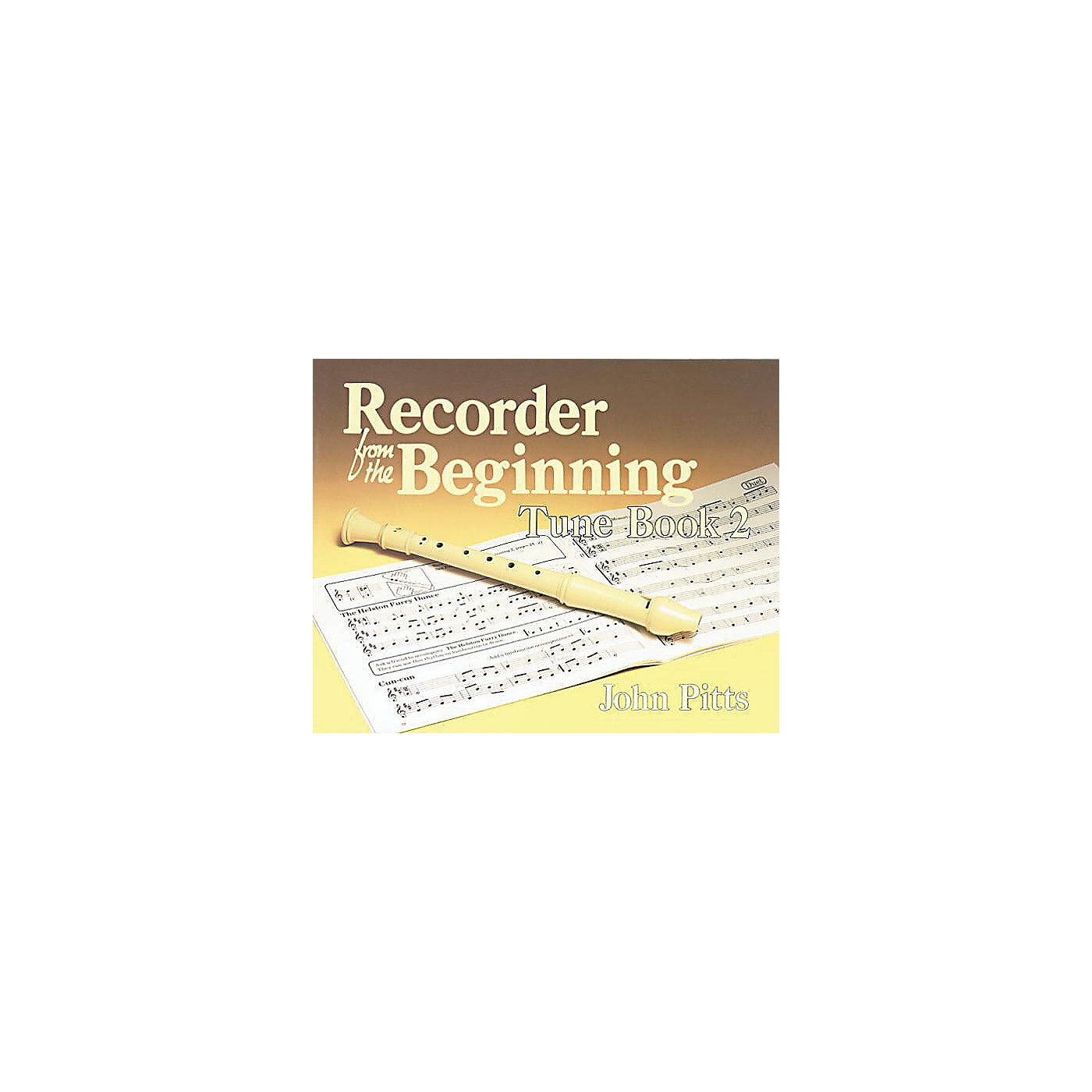 Music Sales Recorder from the Beginning - Book 2 (Tune Book) Music Sales America Series Written by John Pitts thumbnail