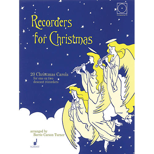 Schott Recorders for Christmas (20 Christmas Carols) Schott Series thumbnail