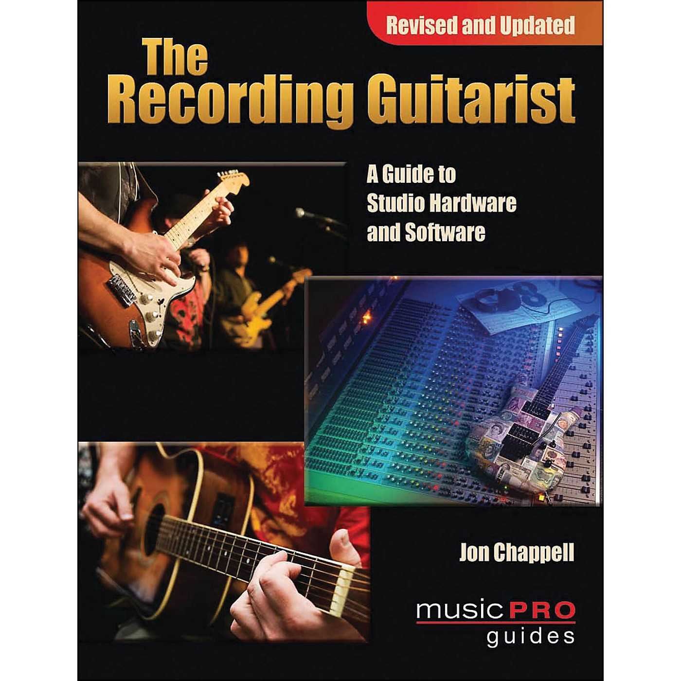 Hal Leonard Recording Guitarist Book thumbnail