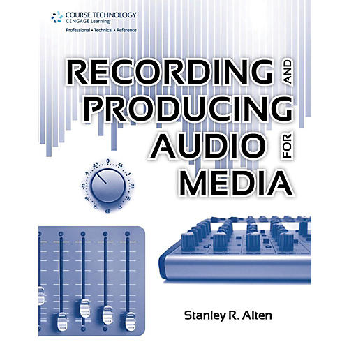 Cengage Learning Recording & Producing Audio For Media-thumbnail