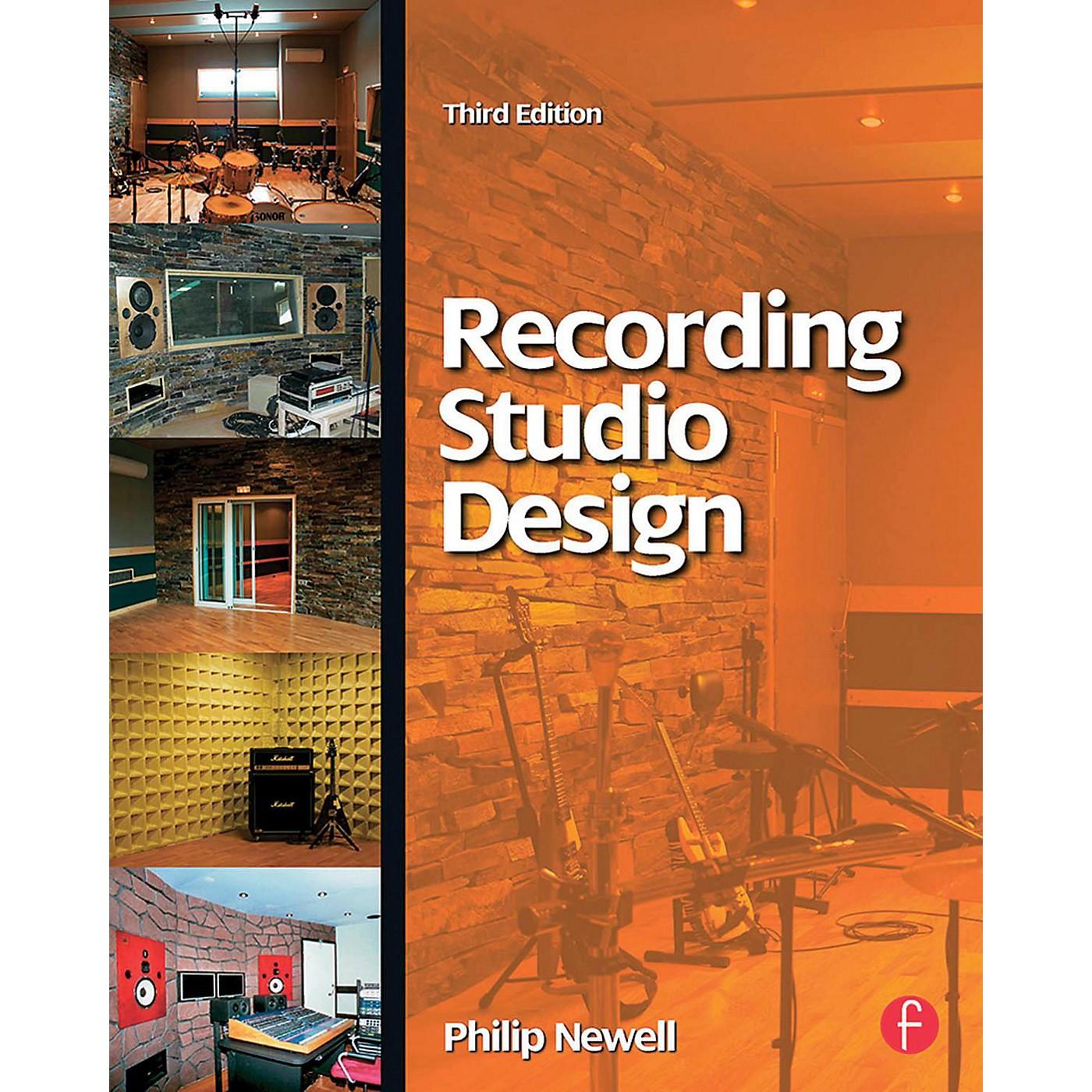 Hal Leonard Recording Studio Design thumbnail