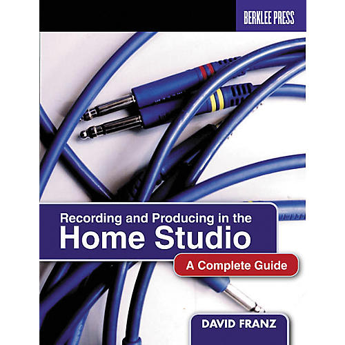 Berklee Press Recording and Producing in the Home Studio Book thumbnail