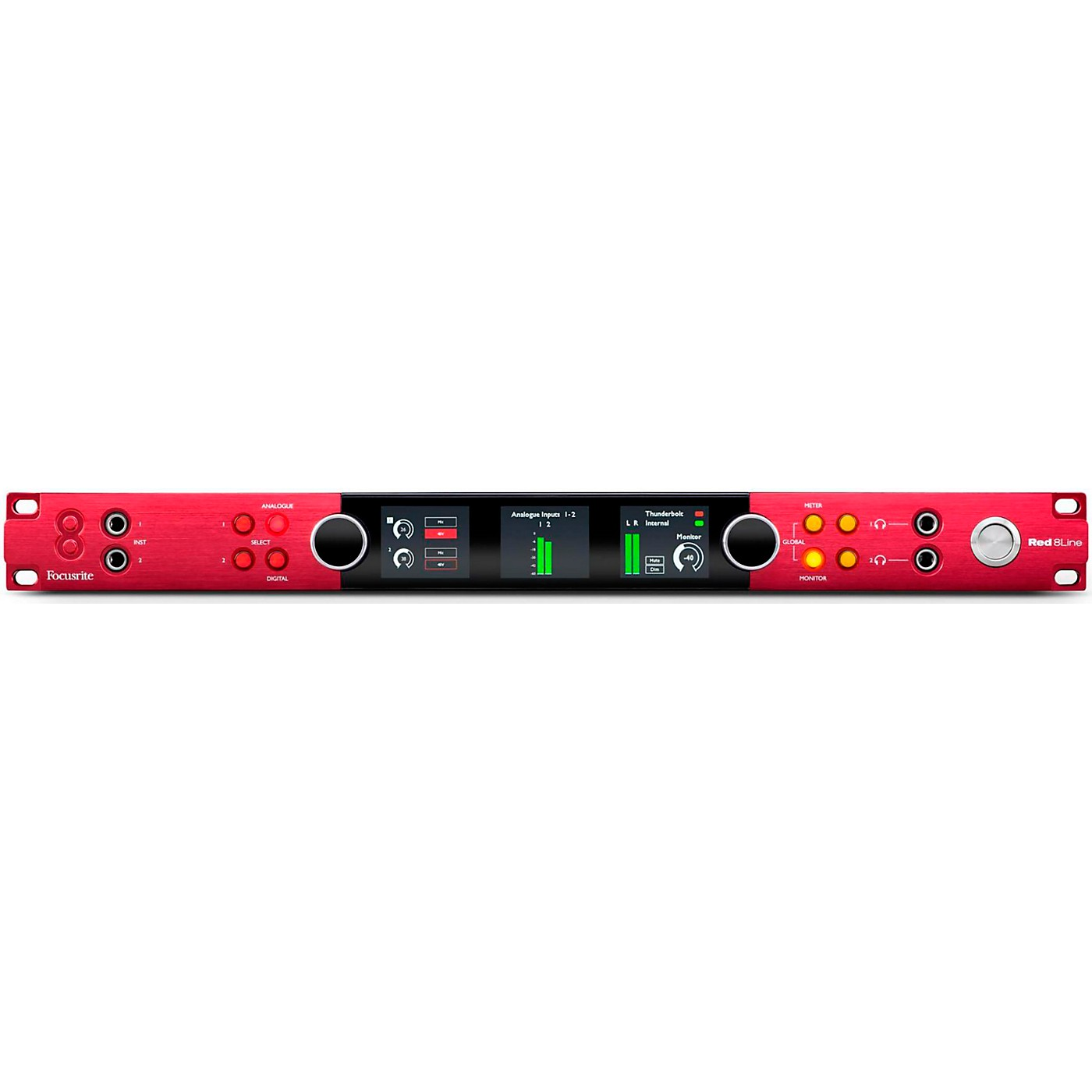 Focusrite Red 8Line Thunderbolt 3 Audio Interface with Dante thumbnail