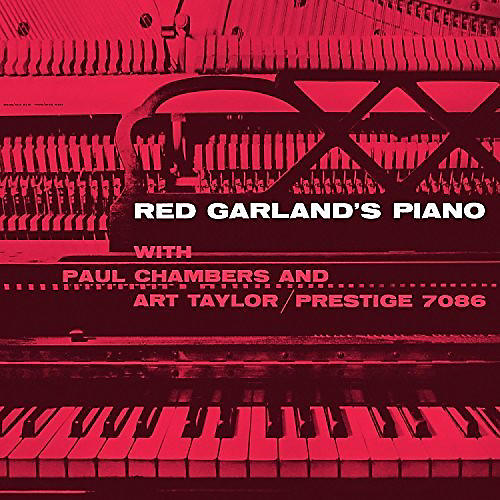 Alliance Red Garland - Red Garland's Piano thumbnail