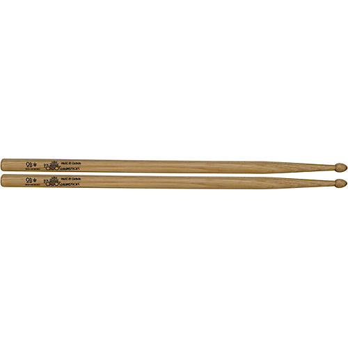 Los Cabos Drumsticks Red Hickory Center Cut Drum Sticks thumbnail