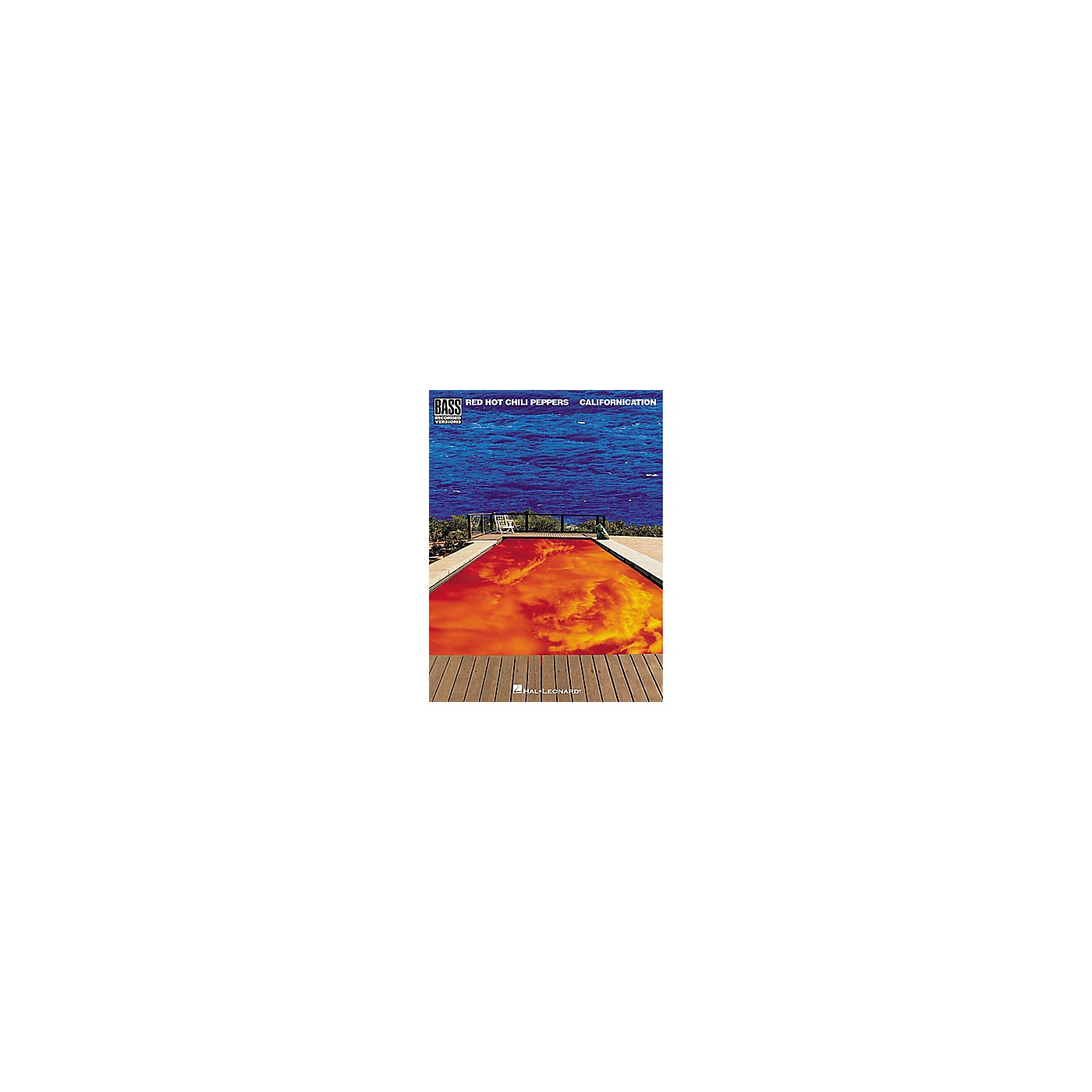 Hal Leonard Red Hot Chili Peppers - Californication Book thumbnail