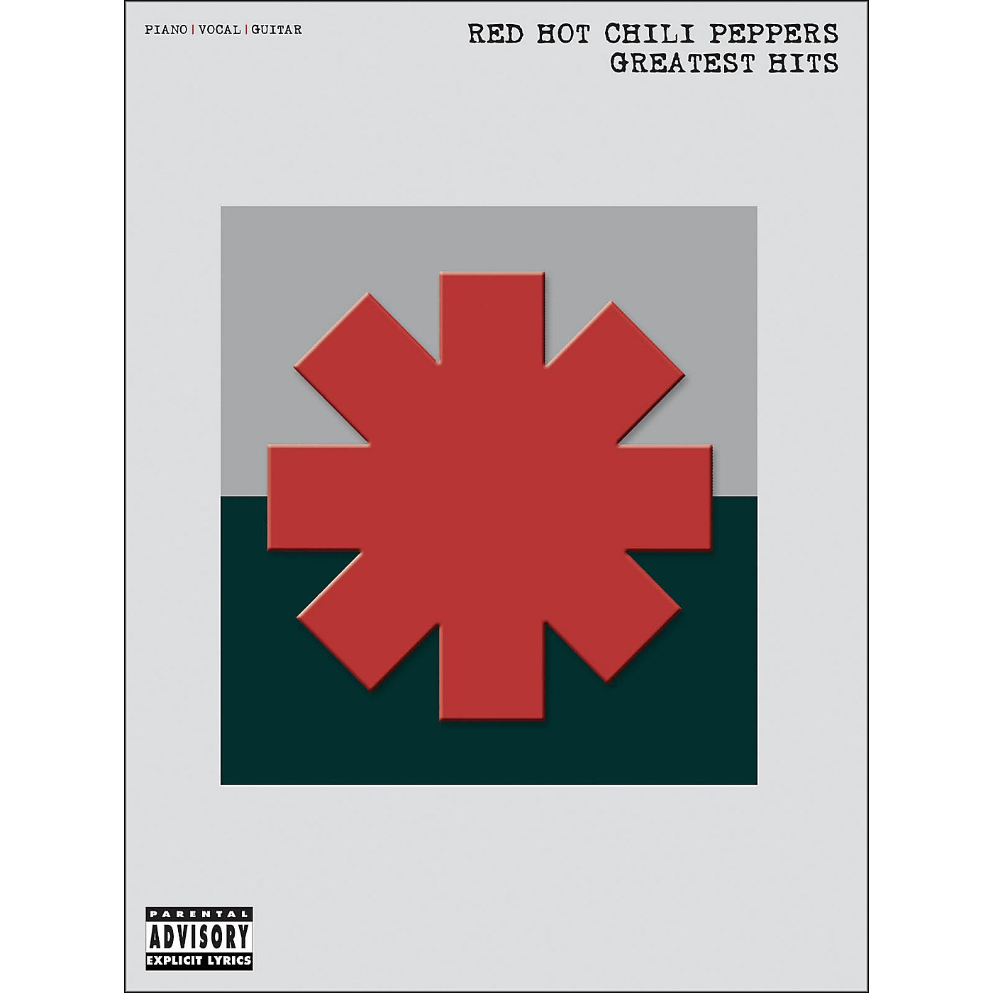 Hal Leonard Red Hot Chili Peppers - Greatest Hits arranged for piano, vocal, and guitar (P/V/G) thumbnail