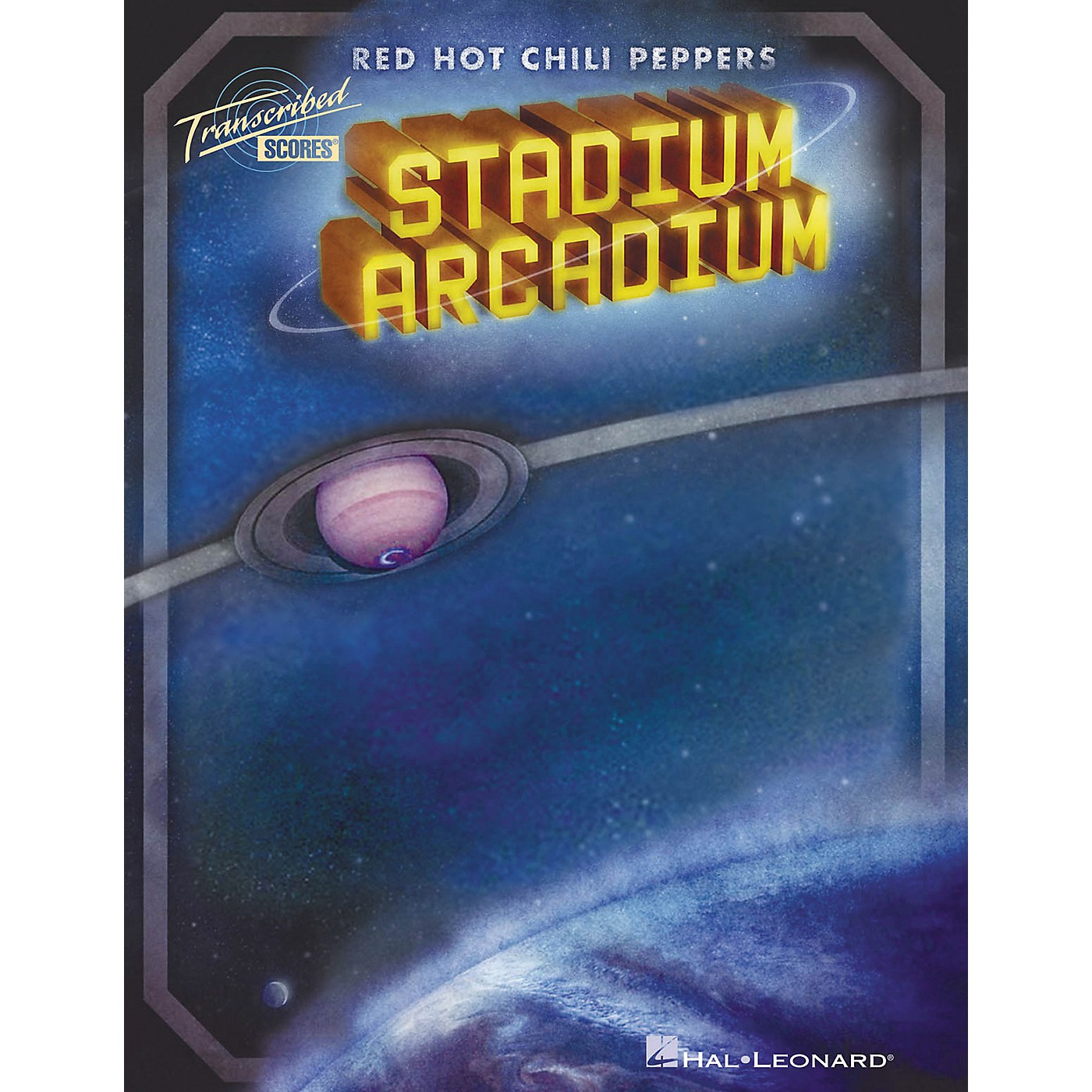 Hal Leonard Red Hot Chili Peppers - Stadium Arcadium Transcribed Score Songbook thumbnail