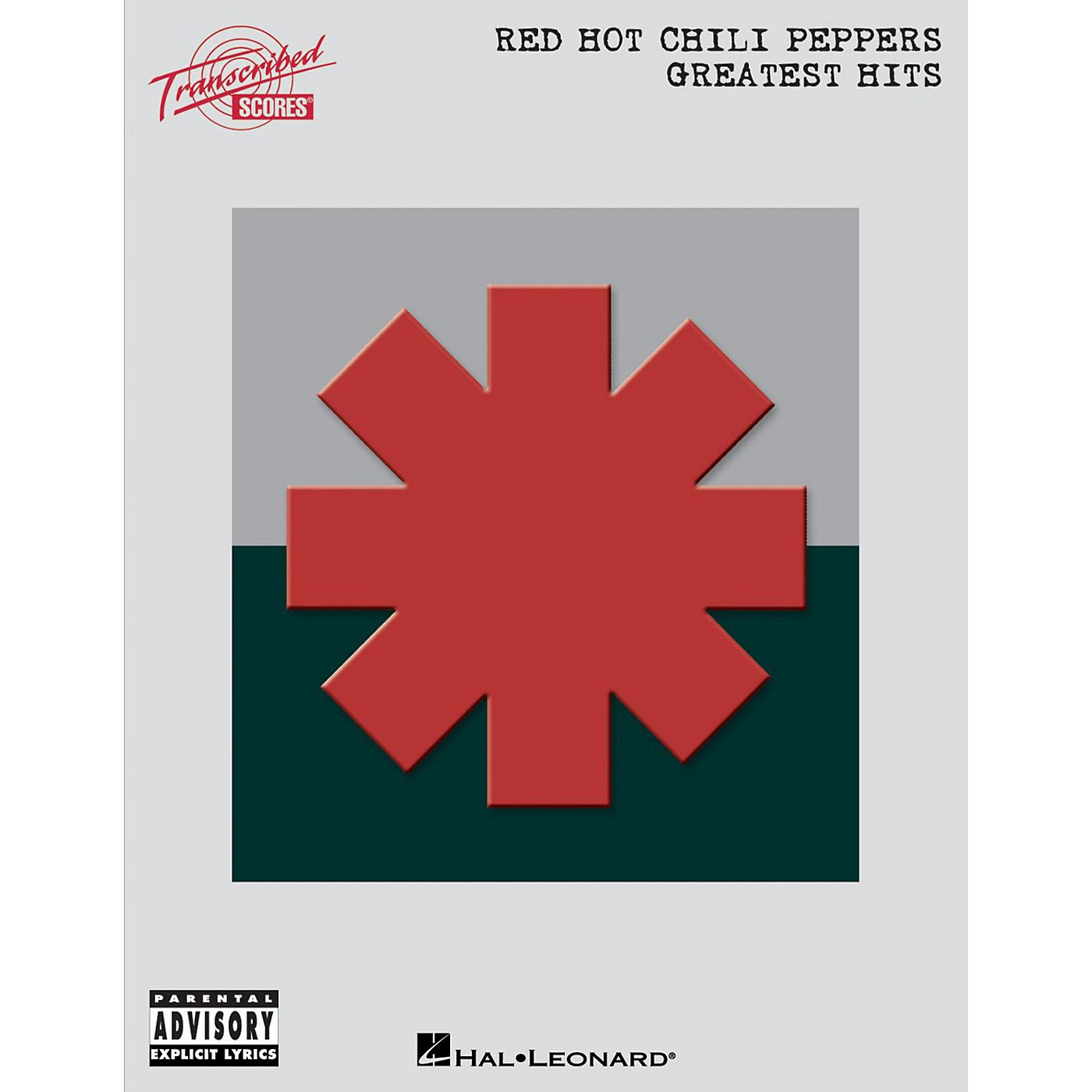 Hal Leonard Red Hot Chili Peppers Greatest Hits Transcribed Scores thumbnail