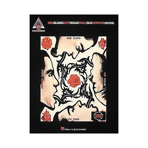 Hal Leonard Red Hot Chili Peppers Guitar Blood Sugar Sex Magik Guitar Tab Songbook thumbnail