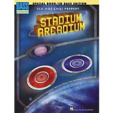 Hal Leonard Red Hot Chili Peppers Stadium Arcadium Special Edition Bass Guitar Tab Songbook with 2 CDs