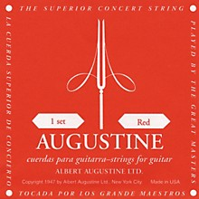 Albert Augustine Red Label Classical Guitar Strings