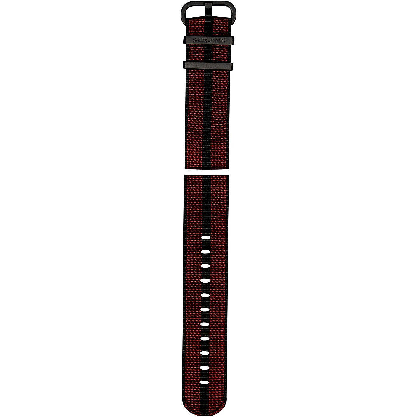 Soundbrenner Red Nylon Strap for Core and Core Steel thumbnail