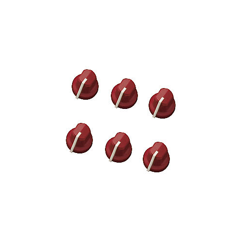 Fender Red Pointer Amplifier Knobs thumbnail