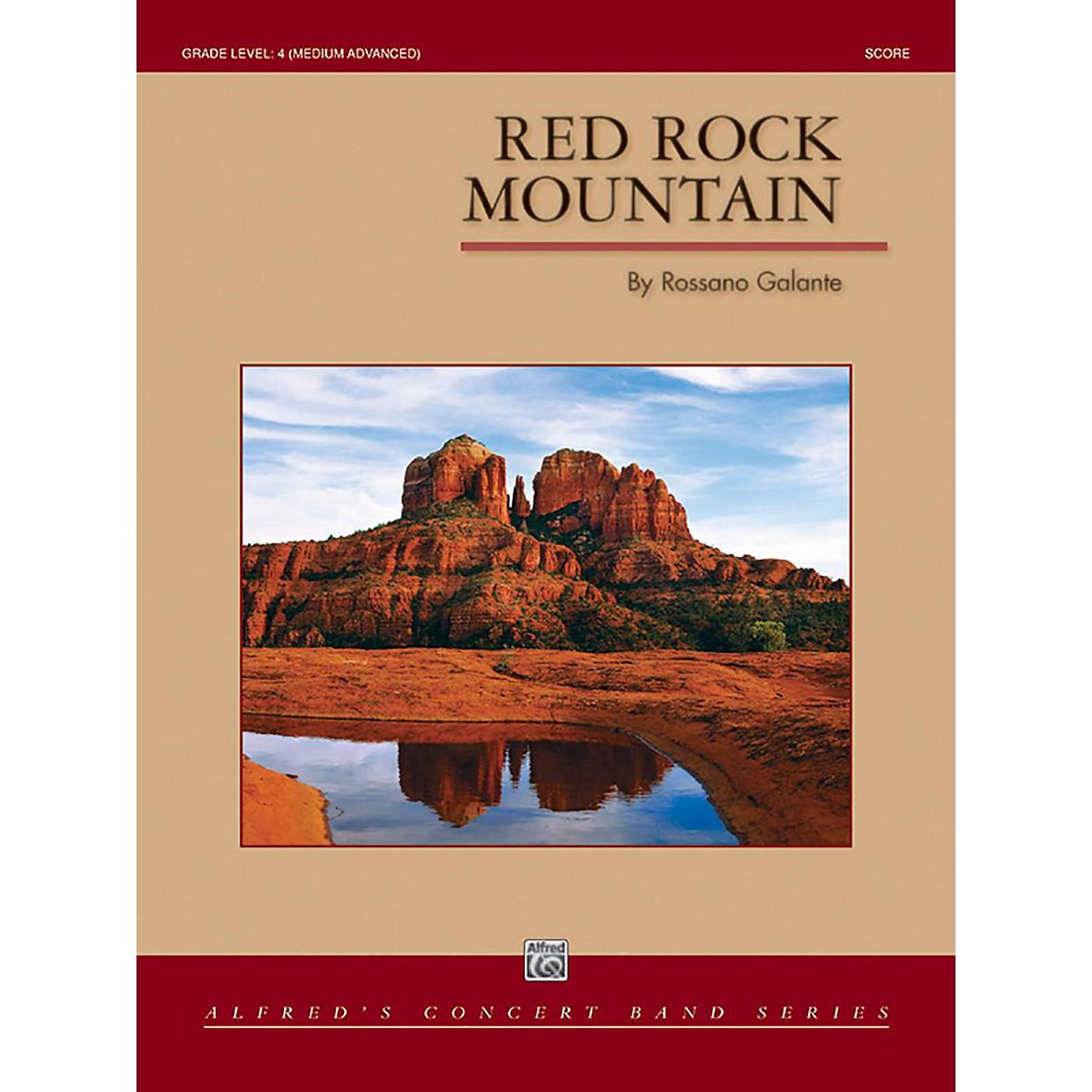 Alfred Red Rock Mountain - Grade 4 (Medium Difficult) thumbnail