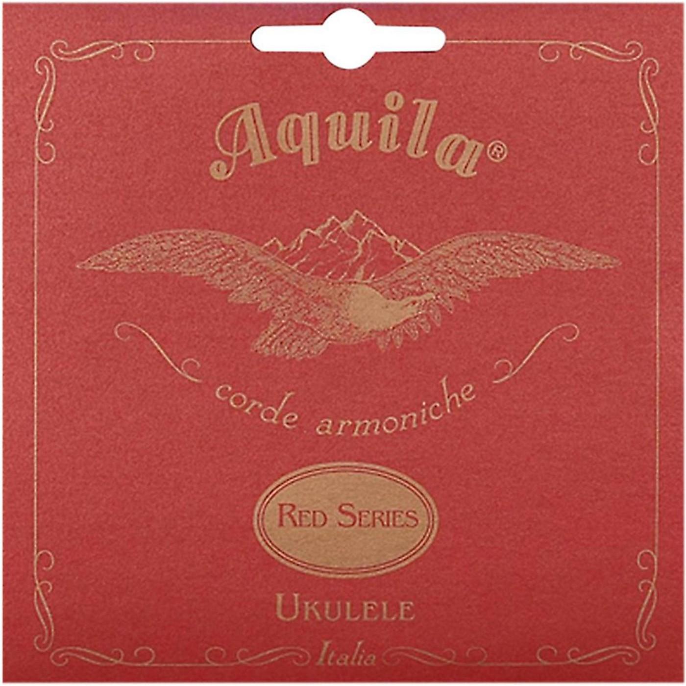 AQUILA Red Series 89U Baritone Ukulele Strings (DGBE Tuning) thumbnail