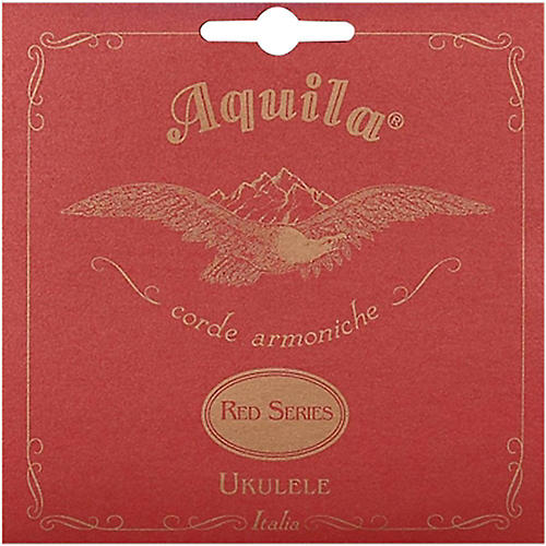 AQUILA Red Series 89U Baritone Ukulele Strings (DGBE Tuning) thumbnail