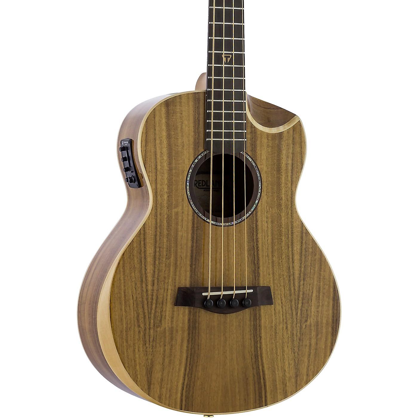 Traveler Guitar Redlands Concert Acoustic-Electric Bass Guitar thumbnail