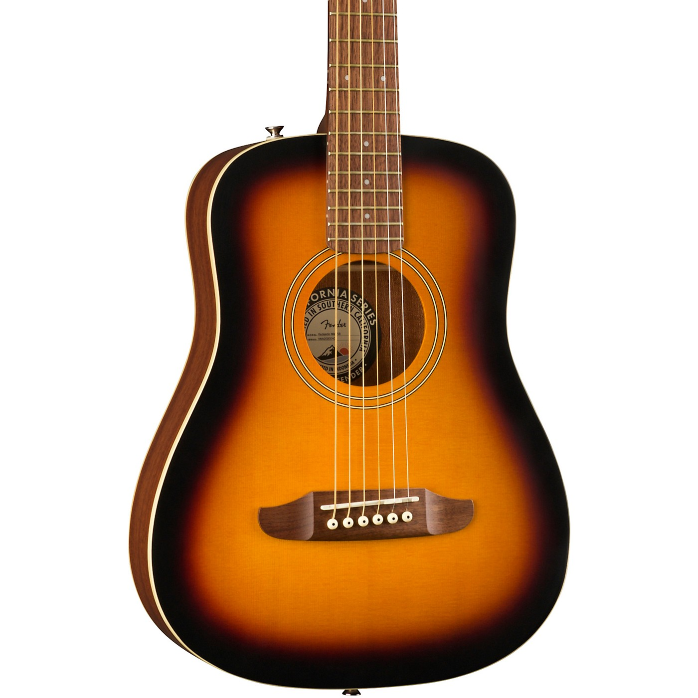 Fender Redondo Mini Acoustic Guitar thumbnail