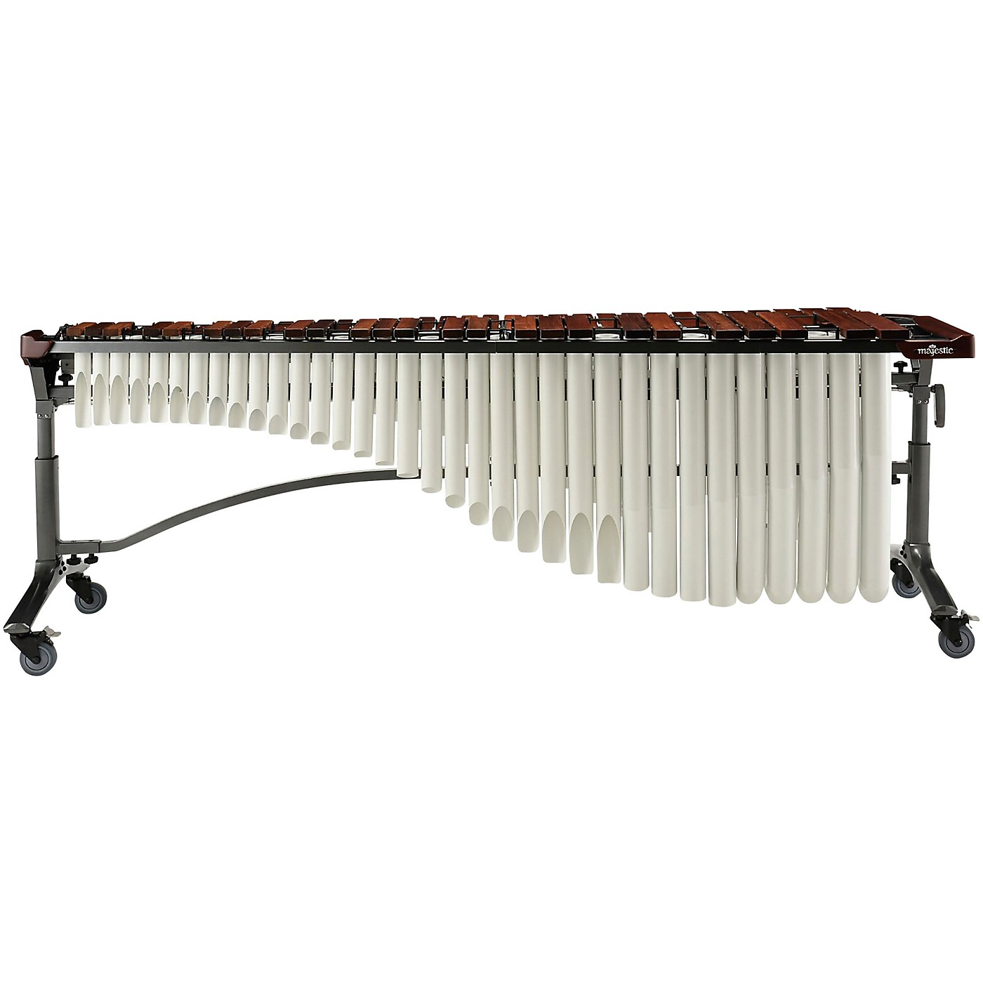 Majestic Reflection Series M850HW 5-Octave Rosewood Bar Marimba thumbnail