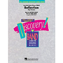 Hal Leonard Reflection (from Mulan) Concert Band Level 1 1/2 Arranged by Johnnie Vinson