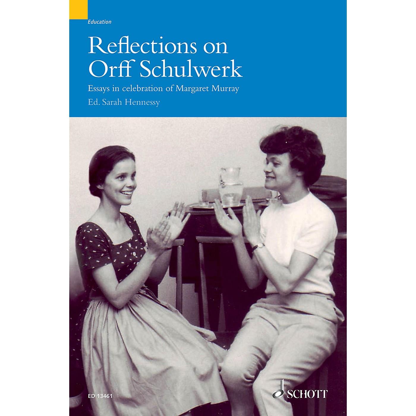 Schott Reflections on Orff-Schulwerk (Essays in Celebration of Margaret Murray) Misc Series thumbnail
