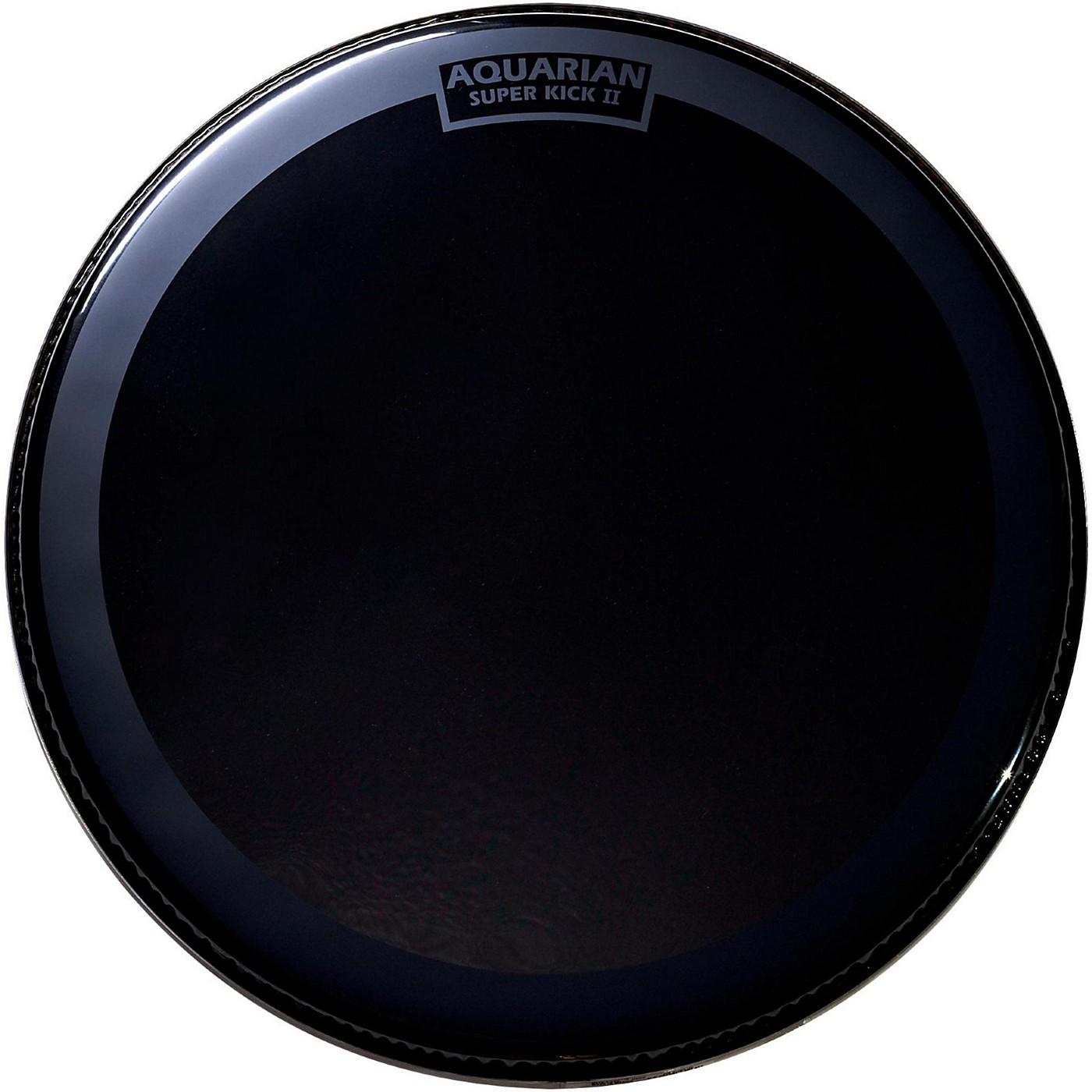 Aquarian Reflector Series Super Kick II Bass Drum Head thumbnail