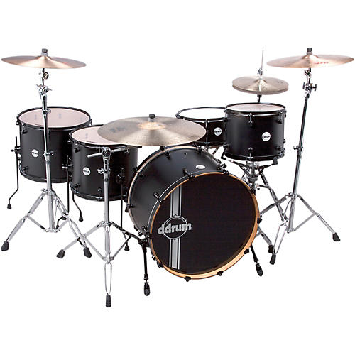 Ddrum Reflex Powerhouse 5-Piece Shell Pack-thumbnail