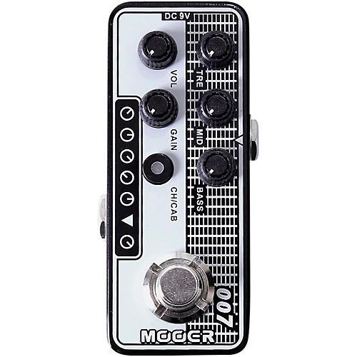 Mooer Regal Tone Micro Preamp Pedal thumbnail