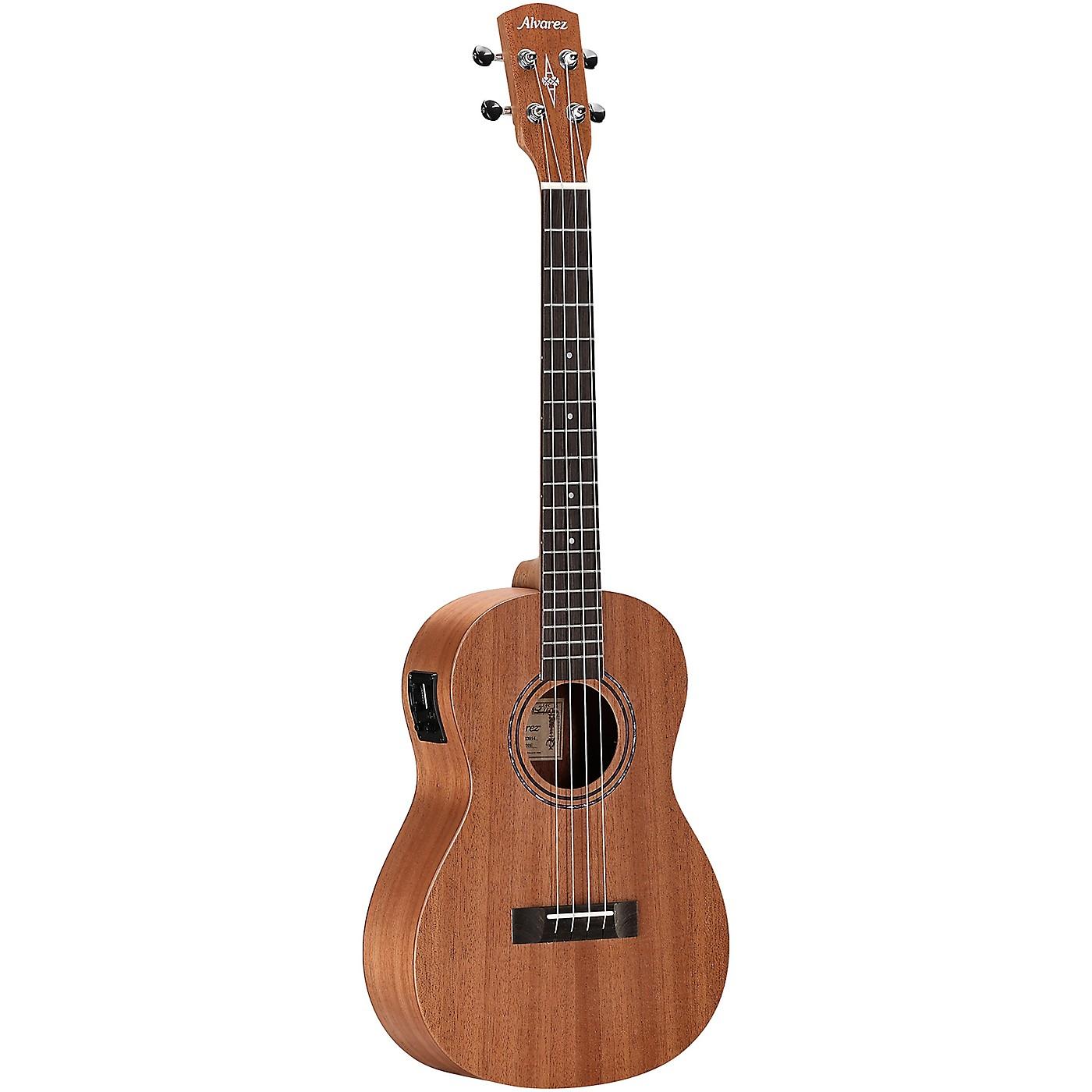 Alvarez Regent Baritone Acoustic-Electric Ukulele thumbnail