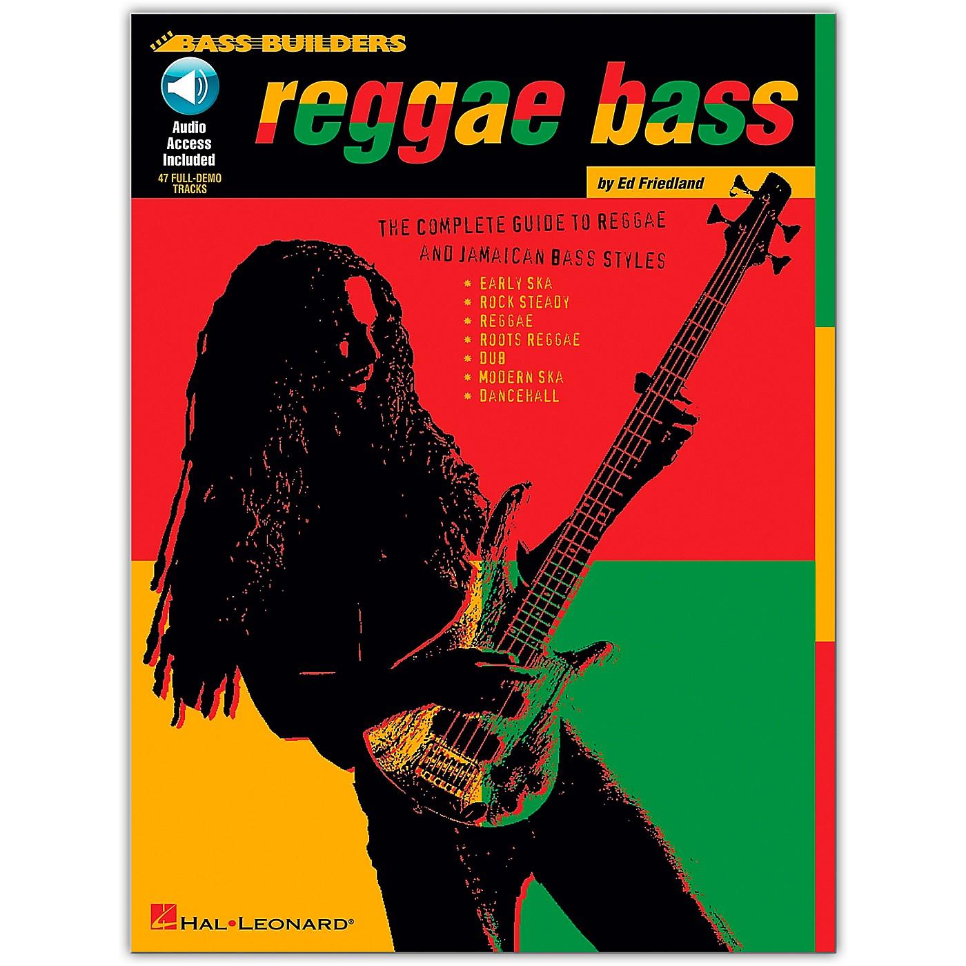Hal Leonard Reggae Bass (Book/Online Audio) thumbnail