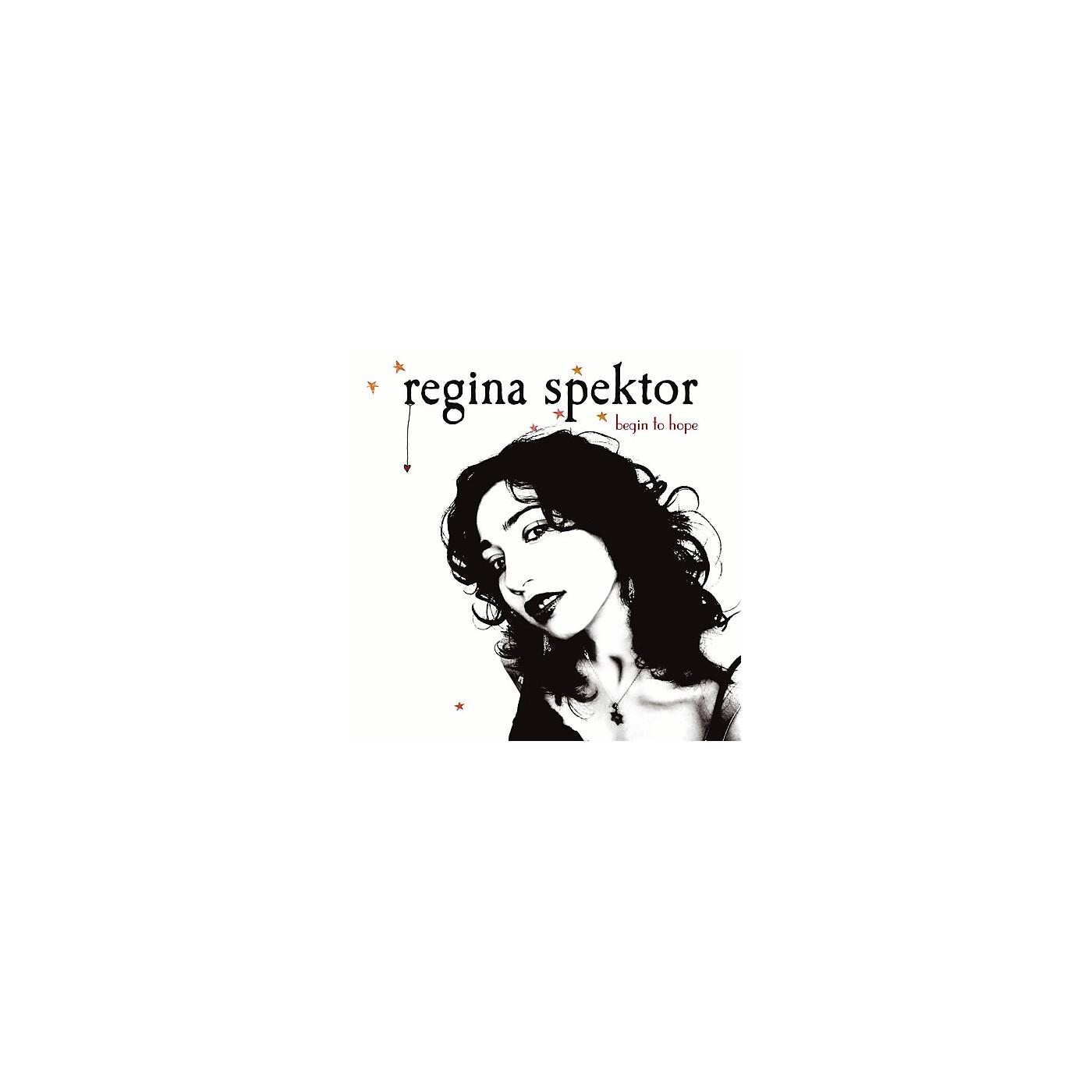 Alliance Regina Spektor - Begin To Hope thumbnail