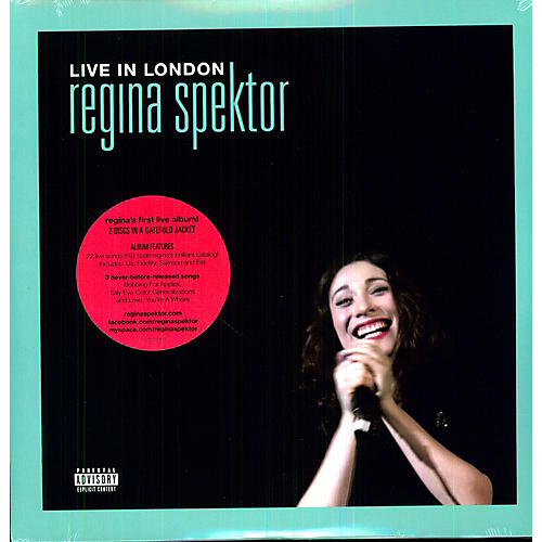 Alliance Regina Spektor - Live in London thumbnail