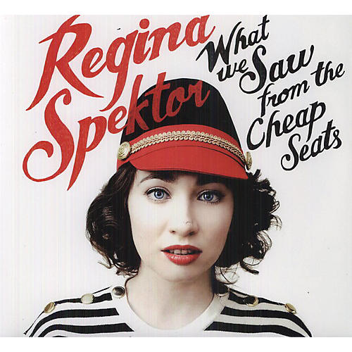 Alliance Regina Spektor - What We Saw from the Cheap Seats thumbnail