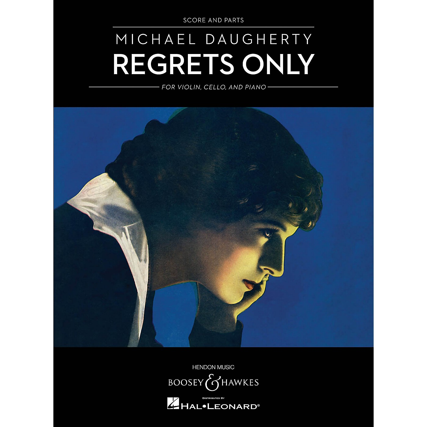 Boosey and Hawkes Regrets Only Boosey & Hawkes Chamber Music Series Softcover Composed by Michael Daugherty thumbnail
