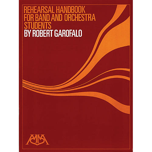 Meredith Music Rehearsal Handbook For Band/Orchestra Students thumbnail