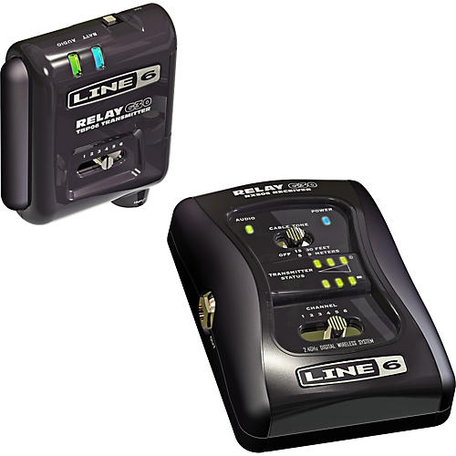 Line 6 Relay G30 Digital Wireless Guitar System-thumbnail